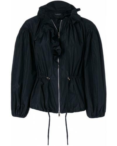 Черная куртка с манжетами Giambattista Valli