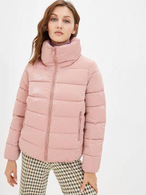 Розовая утепленная куртка Ostin