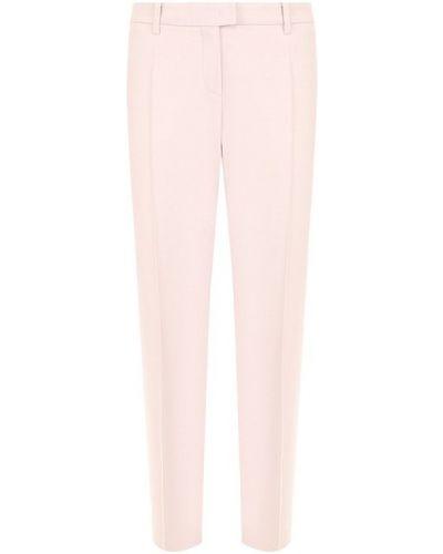 Розовые брюки со стрелками Windsor
