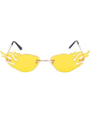Żółte okulary Jaded London