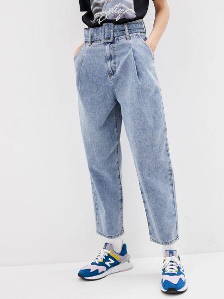 Широкие джинсы расклешенные Befree