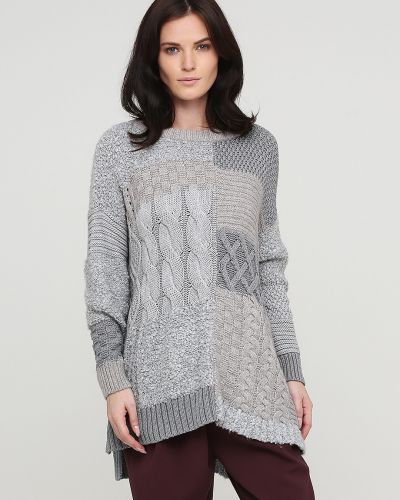 Пуловер - серый Vince Camuto