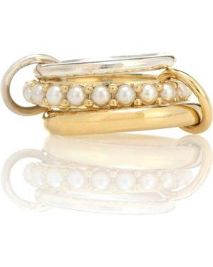 Кольцо золотое Spinelli Kilcollin