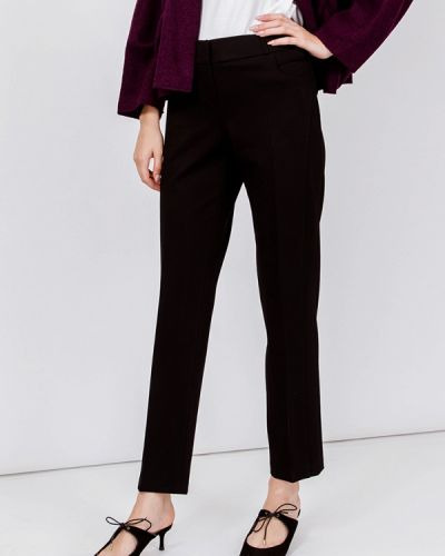 Классические брюки черные мадам т