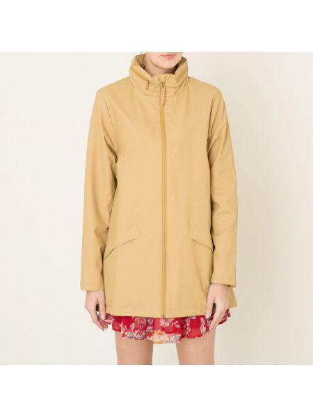 Бежевая женская верхняя одежда Rains