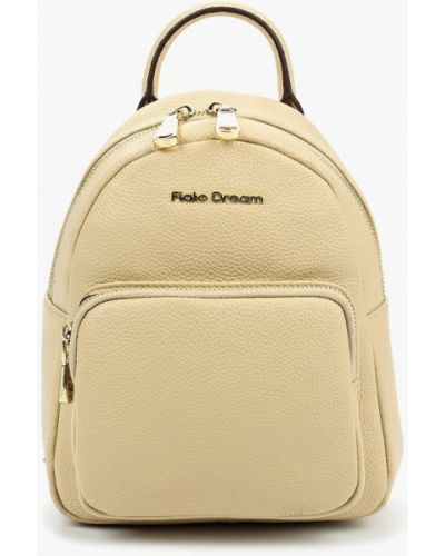 Бежевый рюкзак Fiato Dream