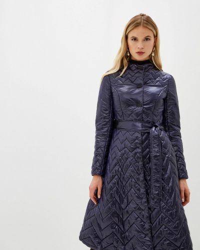 Фиолетовая утепленная куртка Grand Style