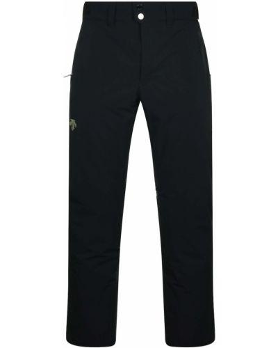 Spodnie narciarskie zapinane na guziki Descente