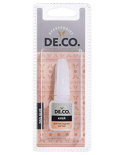 Клей для накладных ногтей Deco