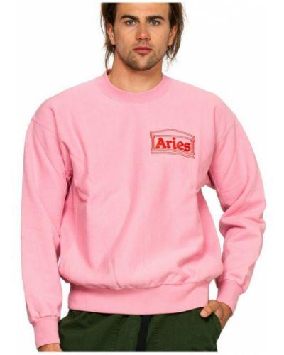 Bluza dresowa - różowa Aries