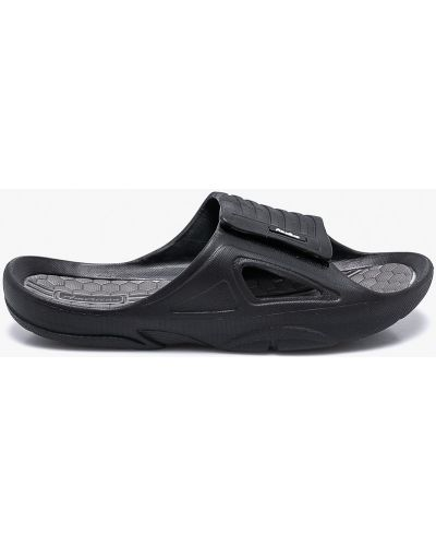 Черные сандалии American Club