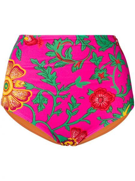 Majtki szorty włoski różowy La Doublej