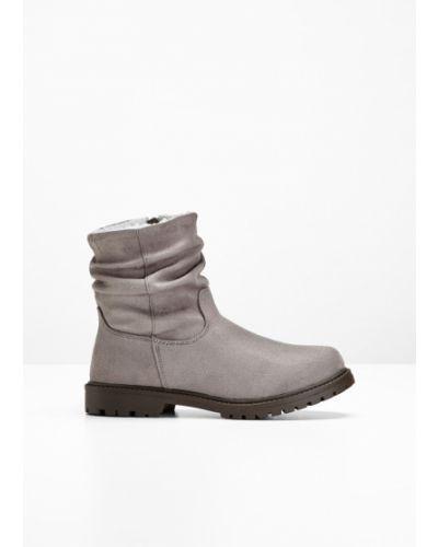 Текстильные ботинки Bonprix