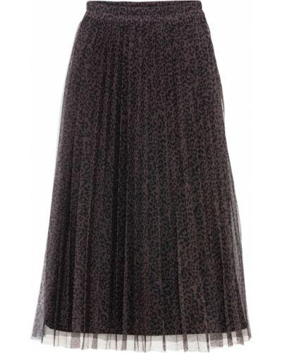Плиссированная юбка Bonprix