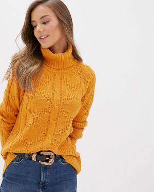 Желтый свитер Tiffosi
