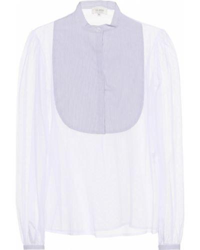 Блузка из фатина - белая Isa Arfen