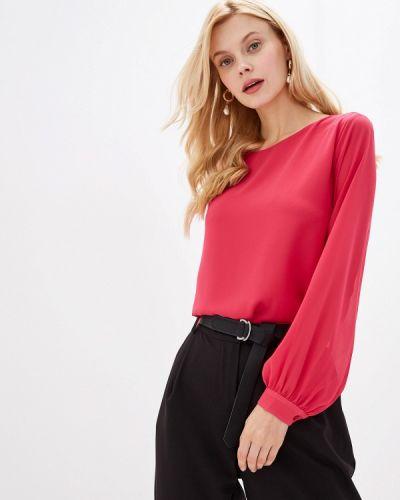 Блузка с длинным рукавом розовая итальянский Miss Miss By Valentina