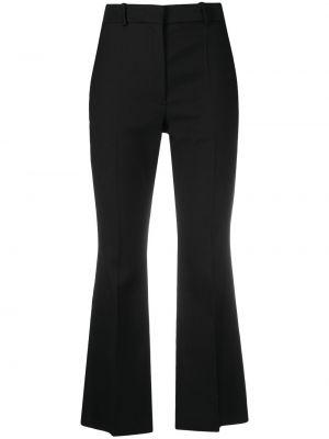 Укороченные брюки - черные Joseph