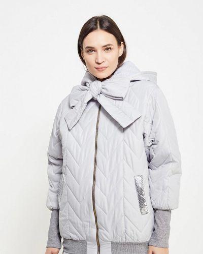 Утепленная куртка демисезонная осенняя Love & Light