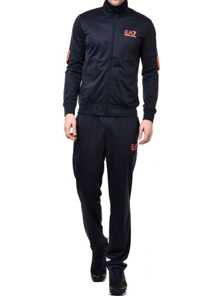 Спортивный костюм - черный Ea7 Emporio Armani