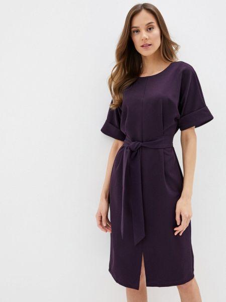 Фиолетовое повседневное платье Am One