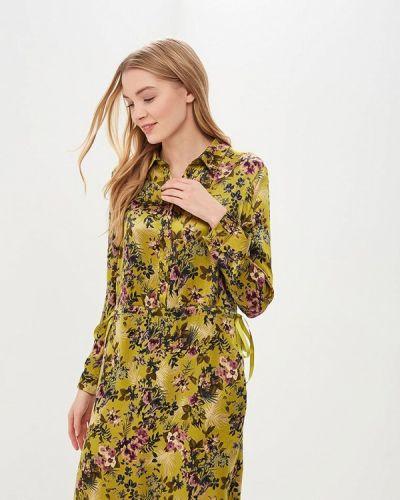 Платье платье-рубашка осеннее Lusio