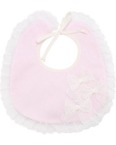 Розовый нагрудник Aletta