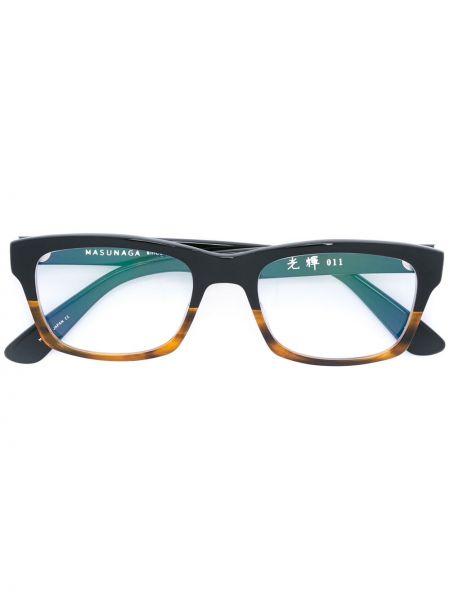 Oprawka do okularów plac czarny Masunaga