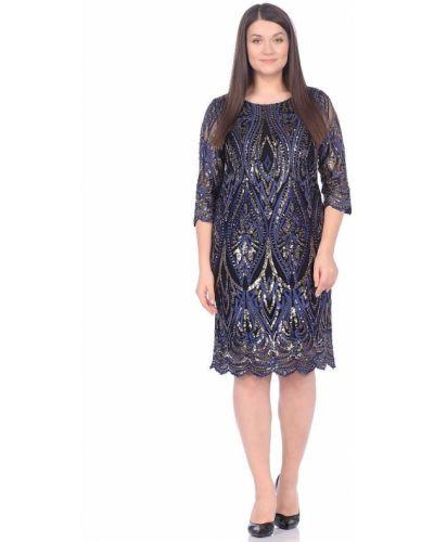 Нарядное вечернее платье с пайетками новогоднее Blagof