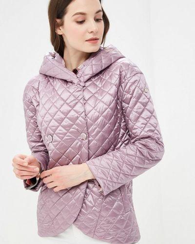 Утепленная куртка - фиолетовая Conso Wear