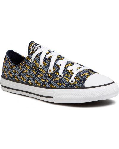Półbuty niebieski Converse