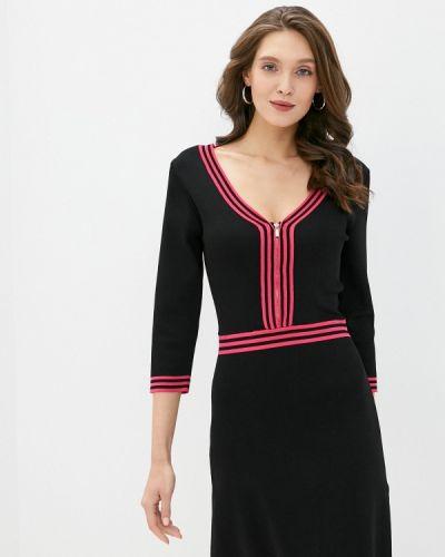 Платье - черное Morgan