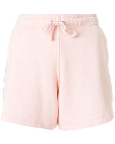 Розовые спортивные шорты Faith Connexion