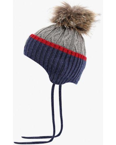 Серая шапка Junior Republic