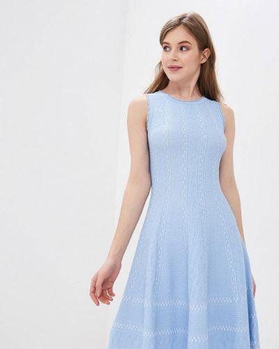 Платье - голубое Lusio