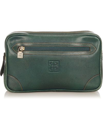 Zielona kopertówka Givenchy Vintage