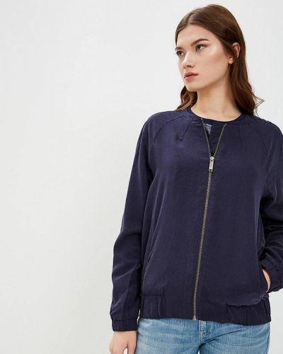 Куртка осенняя синий S.oliver