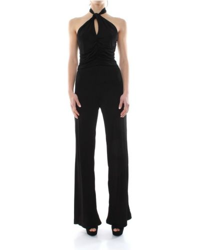 Czarny garnitur elegancki Pinko