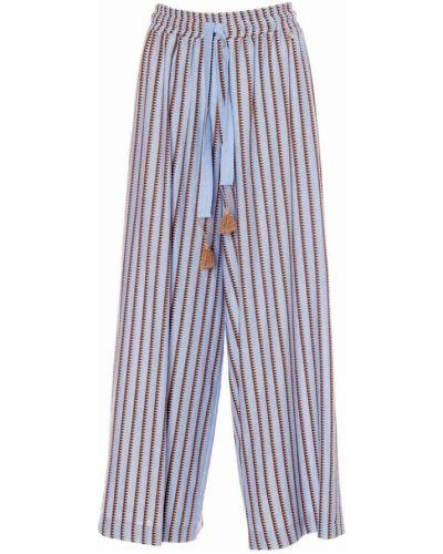 Niebieskie spodnie Souvenir