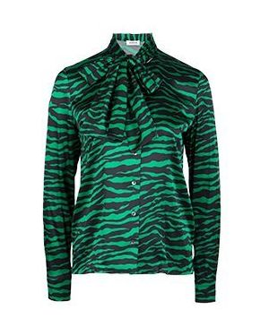 Блузка зеленый P.a.r.o.s.h.