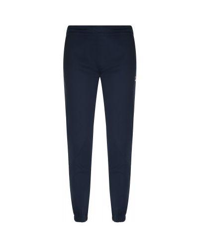 Трикотажные спортивные брюки - синие Fila