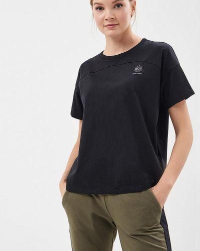Черная футболка Reebok Classics