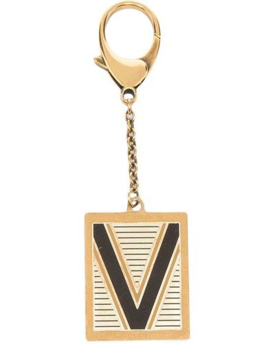 Czarny brelok Louis Vuitton