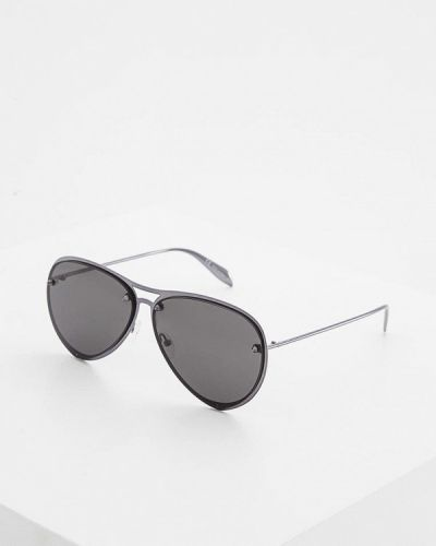 Солнцезащитные очки авиаторы Alexander Mcqueen