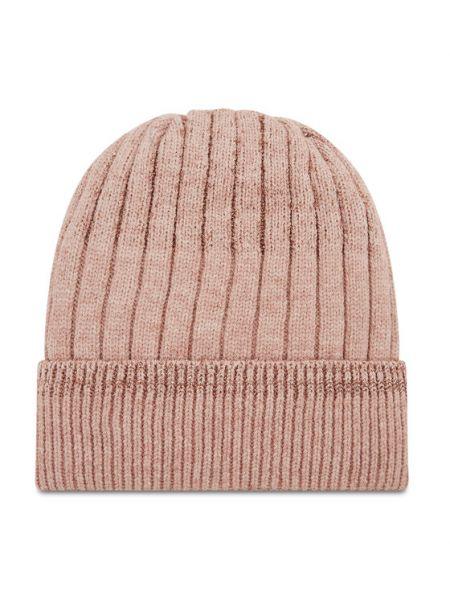 Różowa czapka Deha