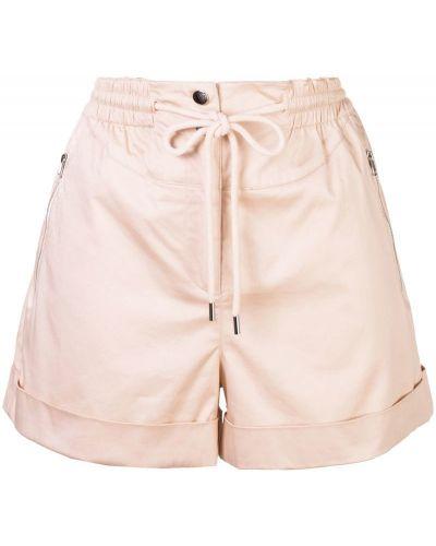 Однобортные шорты с карманами на пуговицах Robert Rodriguez Studio