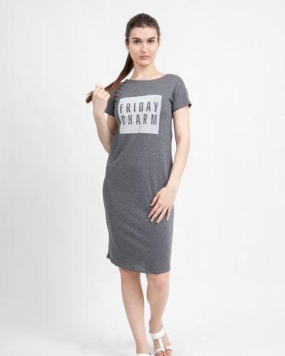 Летнее платье платье-сарафан с кокеткой Lovitton