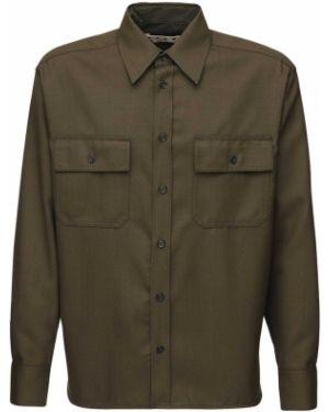 Koszula z kołnierzem z mankietami Marni