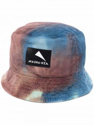 Синяя резинка для волос Mauna Kea