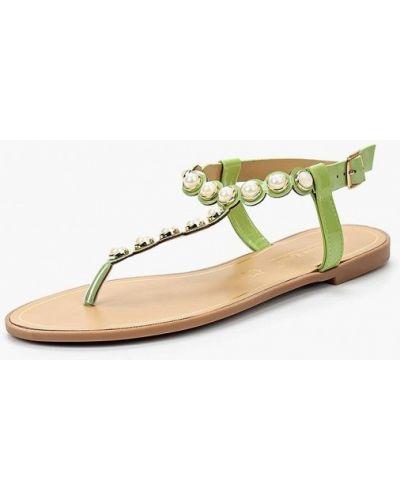 Зеленые сандалии Vivian Royal